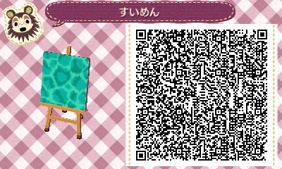 Qr codes animal crossing new leaf for Boden qr codes animal crossing new leaf